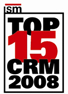 FirstWave's CRM v. 3.1 Awarded ISM's Top 15 for 2008